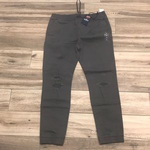 NWT Hollister jogger pants